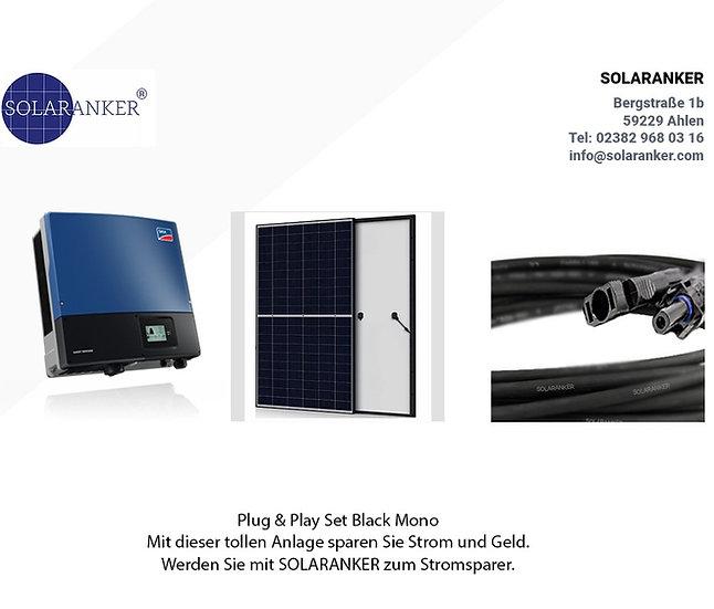 17. 000 Watt Solaranlage Photovoltaik mit SMA Tripower 20.000 TL 30