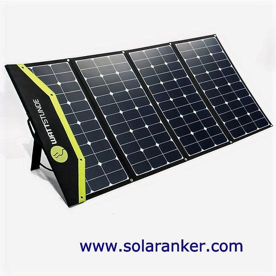 Neue Top 220 Watt WATTSTUNDE WS220SF SunFolder 12-Volt Solartasche