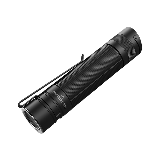 Klarus E1, Deep Carry Pocket Light
