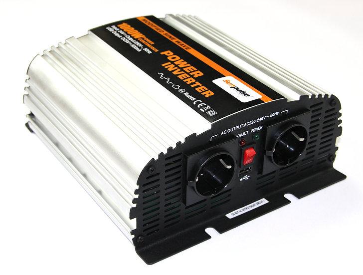 Spannungswandler MS 24V 1000/2000 Watt