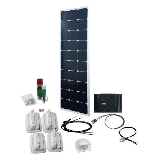 SPR Caravan Kit Solar Peak Six 2.0 100 W