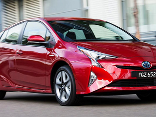 2016 Toyota Prius i-Tech review | road test