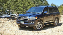 Review: The 2016 Toyota Land Cruiser
