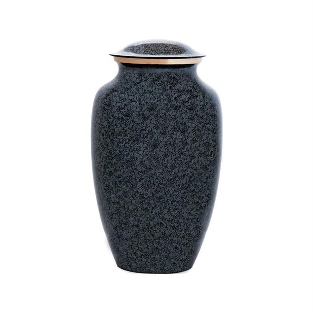 Orleans Blue urn