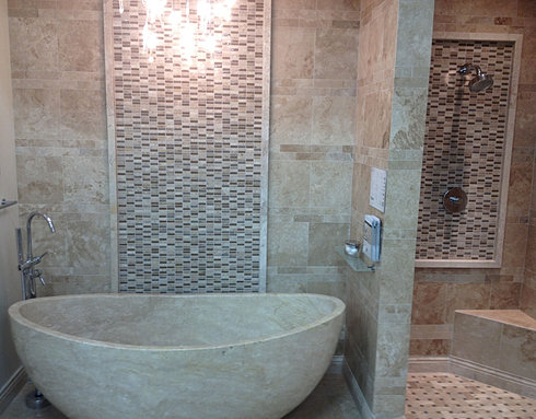 custom built homes remodels - Bathroom Remodel Return On Investment