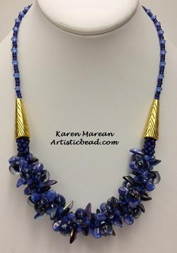 Kumi Ne blue Karen Marean WM W