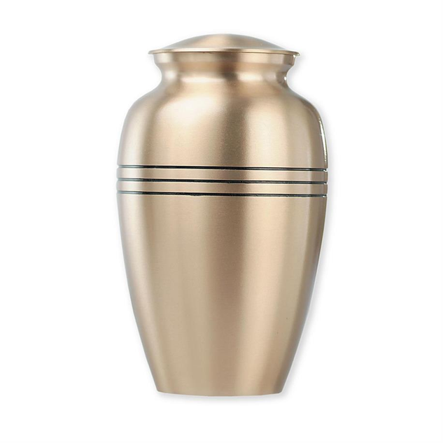 Genoa Brushed urn