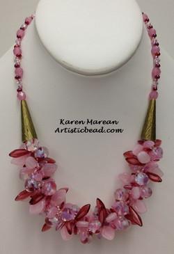 Kumi Ne pink Karen Marean WM W