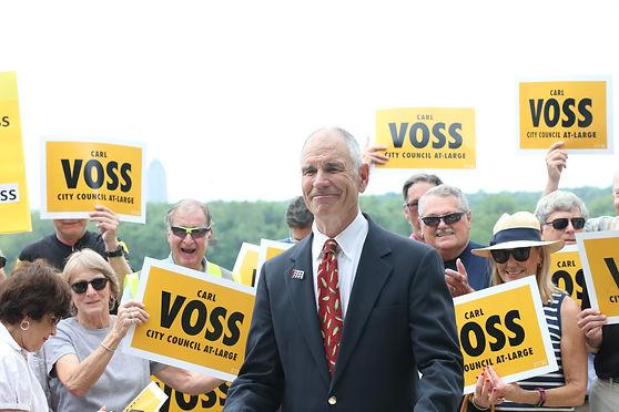 Carl Voss Endorsements