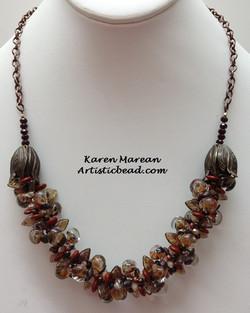 Kumi Ne crystal brown Karen Marean WM W