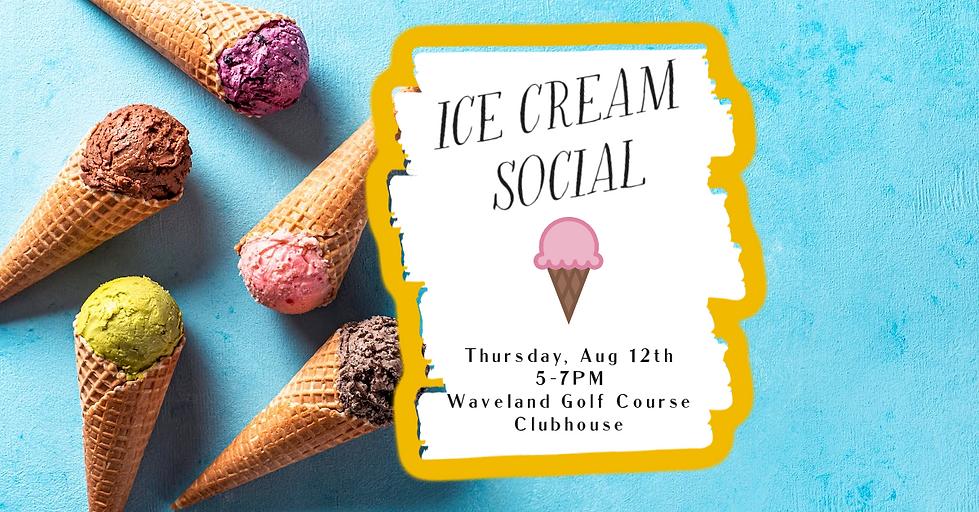 Voss Ice Cream Social