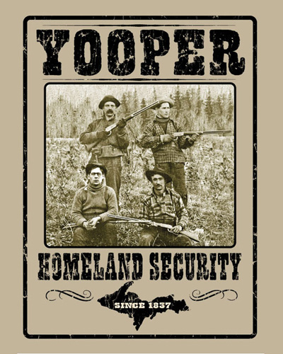 Yooper Homeland Security