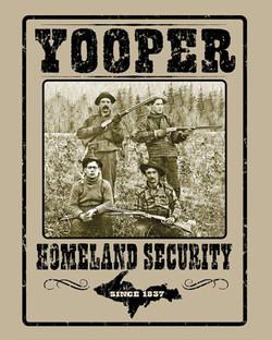 Yooper Homeland Security