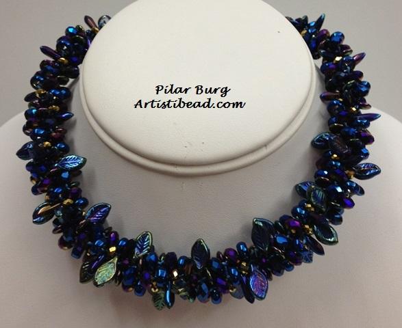 Kumi Ne dk blue iris Pilar Burg WM W