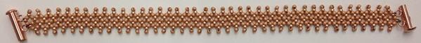 Vintage Netting copper cheryl erickson