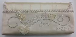 BE Rachel's purse back