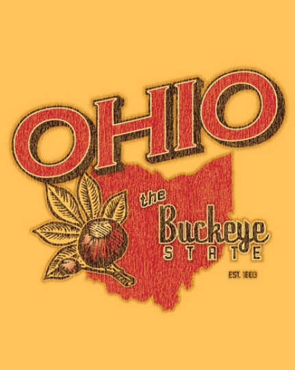 OHIO The Buckeye State