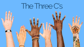 """How the """"Three C's"""" brought me to Democracy Defenders"""