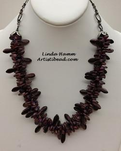 Kumi Ne dark and rose Linda Hamm WM W