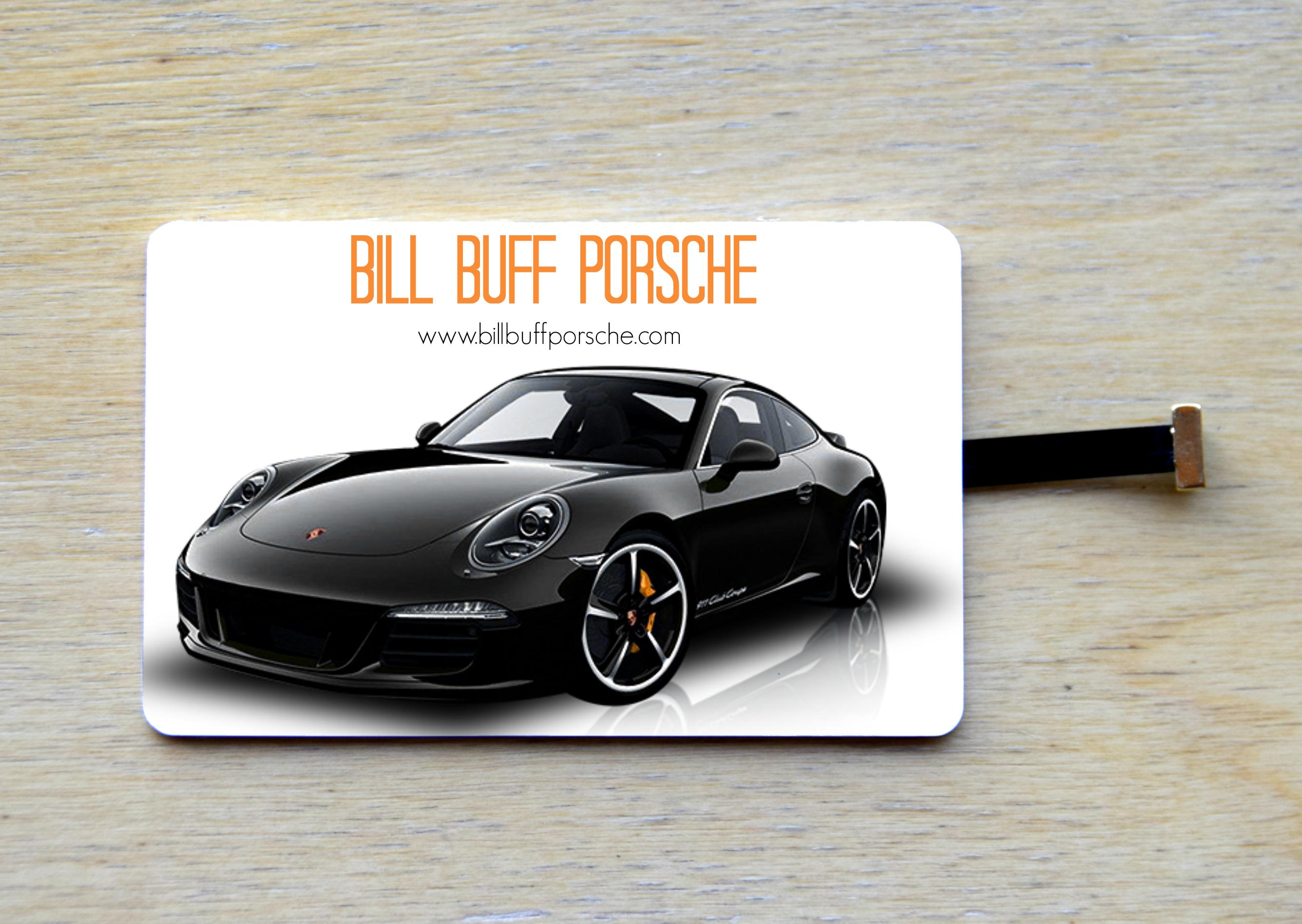 Bill Buff CARD CPLLC
