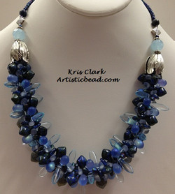 Kumi Ne blue waters Kris Clark WM W