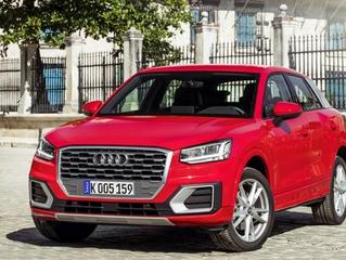 Audi Q2 targets affluent downsizers