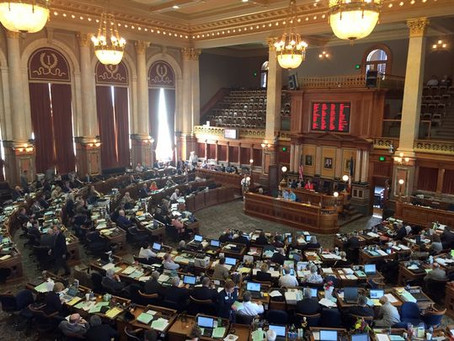 2017 LEGISLATIVE SESSION HAS BEGUN