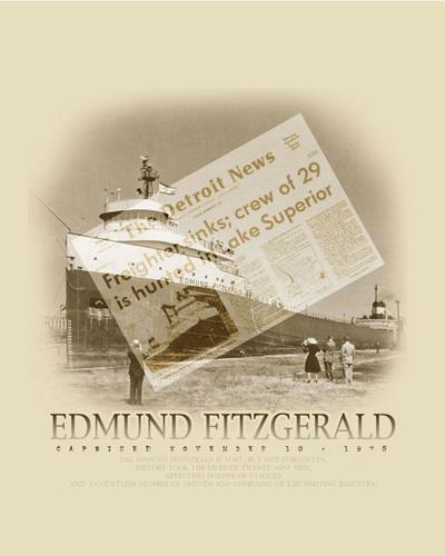 EDMUND FITZGERALD