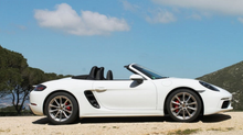 Porsche 718 Boxster gets power boost, performance options galore