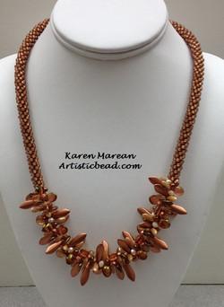 Kumi Ne copper Karen Marean WM W
