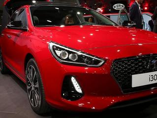 All-new Hyundai i30 hatchback for 2017