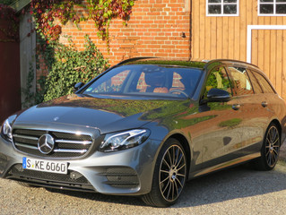 2017 Mercedes-Benz E400 Wagon: the wagon to rival luxo-SUVs