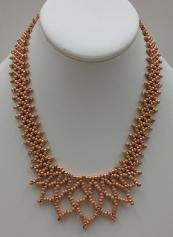 Vintage Netted Necklace