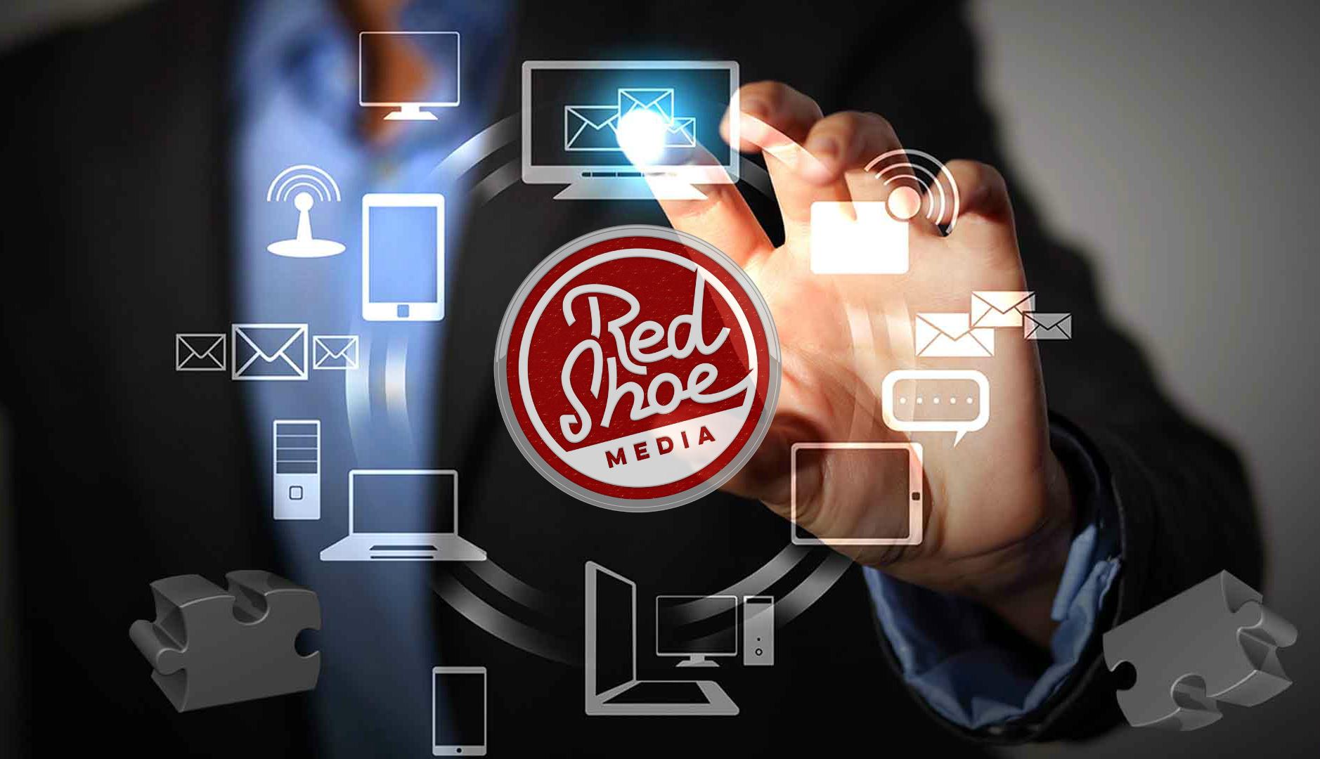 Website Design, Social Media Marketing   Red Shoe Media