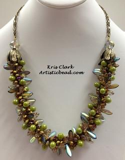 Kumi Ne olive and brass Kris Clark WM W