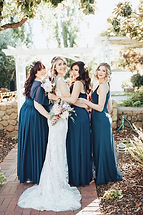 Bridal Hair, Bridal Makeup, On-Location, In Salon, Consultations, Accessories In Stock, Clip In Hair Extensions, Airbrush Makeup, False Lashes, Tattoo Coverage, Brow Shaping, Spray Tanning