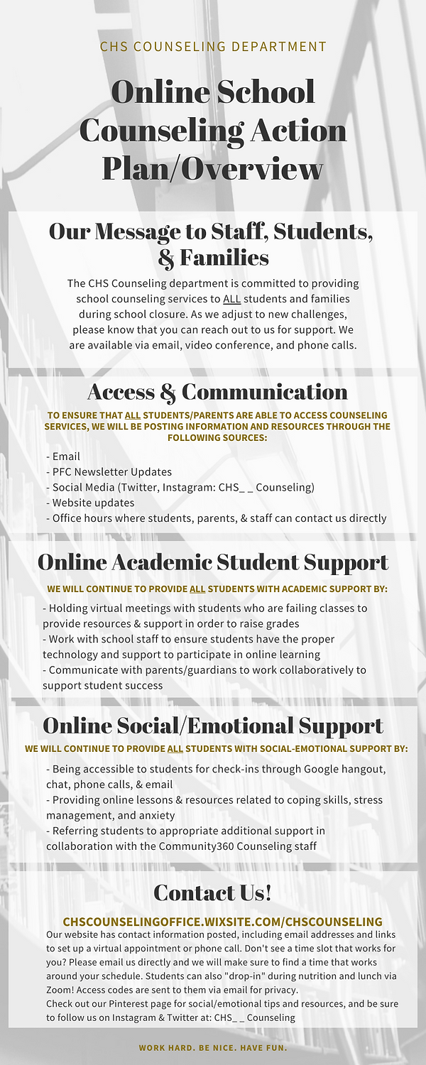Online School Counseling Action Plan_Spr