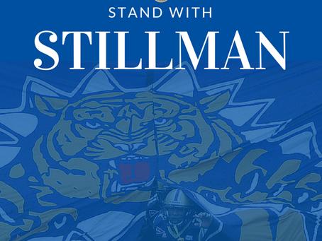 Stillman Eliminates Football; Alumni Must Step Up