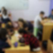 Ensino Médio do colégio Villa-Lobos