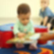 Educação infantil do colégio Villa-Lobos