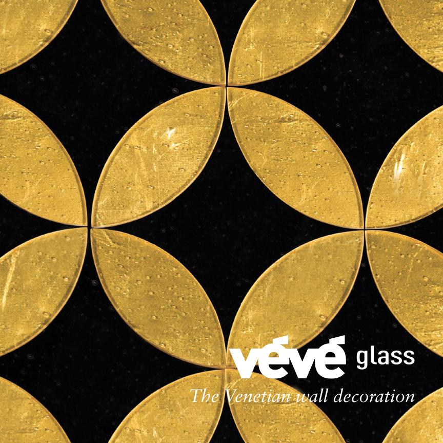 Venezia by Vevé Glass