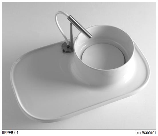 Upper by White Ceramic