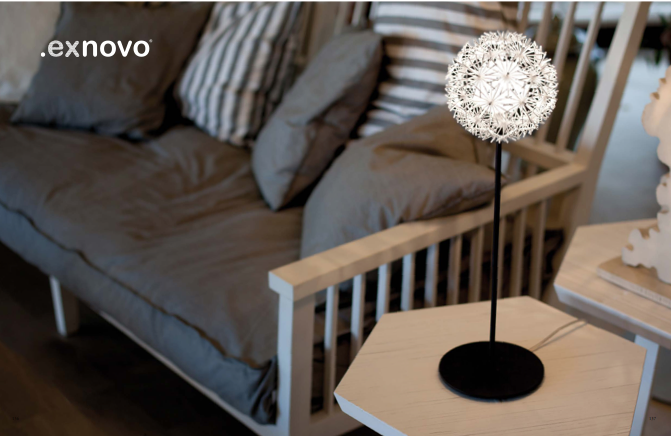 Supernova Table by Exnovo