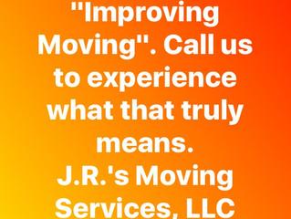 Improving Moving