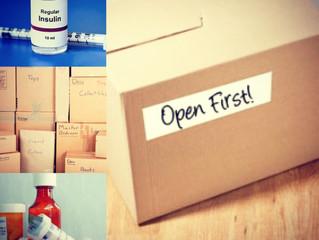 Packing Medications