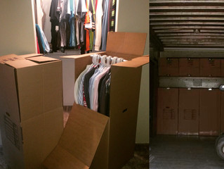 Moving Your Closets