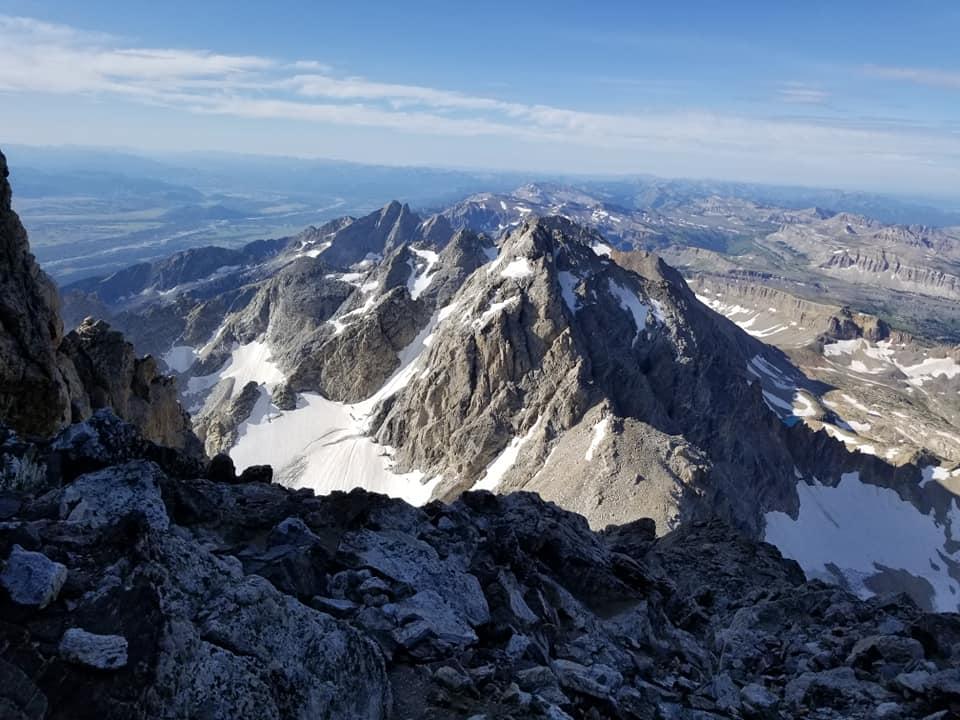 Upper Saddle- Grand Teton