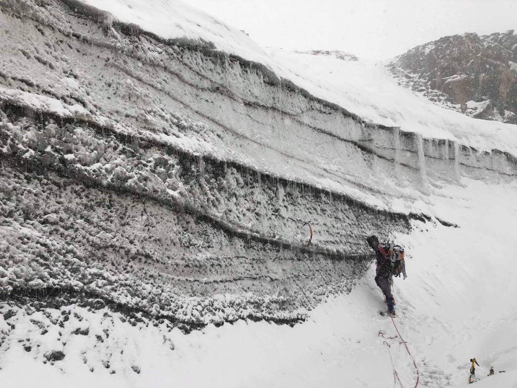 Rollins Pass- Skyscraper Glacier October
