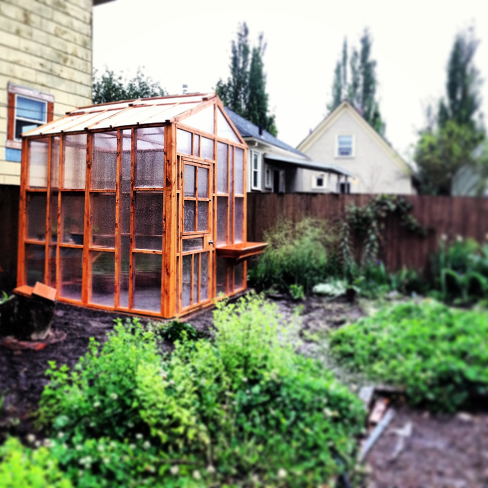 greenhouse by nw green panels