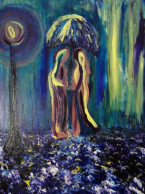 """Shine On"" by jcArt ORIGINAL"